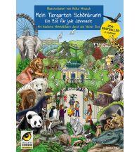 Bildbände Mein Tiergarten Schönbrunn Bachem Verlag