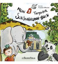 Reiseführer Mein 1. Tiergarten Schönbrunn-Buch Bachem Verlag