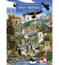 Kinderbücher und Spiele Unser Alpenzoo Bachem Verlag
