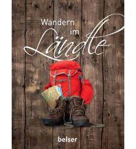 Wanderführer Wandern im Ländle Belser Verlag