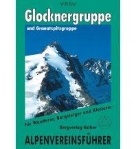 Wanderführer Glockner- und Granatspitzgruppe Bergverlag Rother