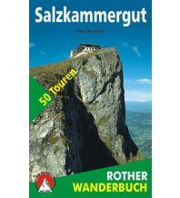 Wanderführer Rother Wanderbuch Salzkammergut Bergverlag Rother