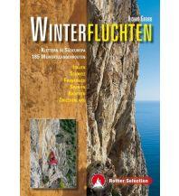 Sportkletterführer Südwesteuropa Winterfluchten Bergverlag Rother