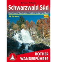 Weitwandern Rother Wanderführer Schwarzwald Süd Bergverlag Rother