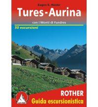 Wanderführer Tures-Aurina Bergverlag Rother