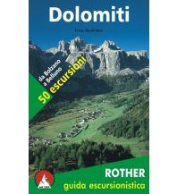 Wanderführer Guida Escursionistica / Dolomiti (Dolomiten - italienische Ausgabe) Bergverlag Rother