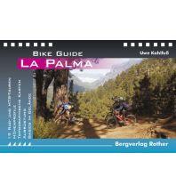 Radführer La Palma Bergverlag Rother