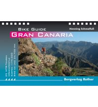 Radführer Rother Bike Guide Gran Canaria Bergverlag Rother