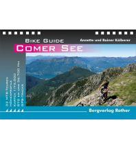 Radführer Rother Bike Guide Comer See Bergverlag Rother