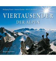 Outdoor Bildbände Viertausender der Alpen Bergverlag Rother