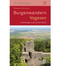 Wanderführer Burgenwandern Vogesen Der Kleine Buch Verlag