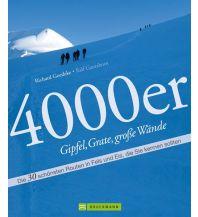 Outdoor Bildbände 4000er – Gipfel, Grate, große Wände Bruckmann Verlag