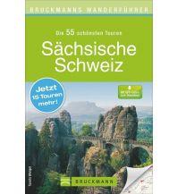 Wanderführer Bruckmanns Wanderführer Sächsische Schweiz Bruckmann Verlag
