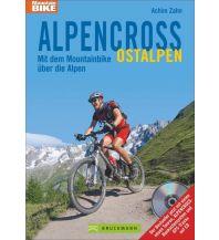 Mountainbike-Touren - Mountainbikekarten Alpencross Ostalpen Bruckmann Verlag