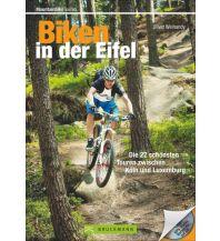 Radführer Biken in der Eifel Bruckmann Verlag