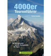 Wanderführer 4000er Tourenführer Bruckmann Verlag