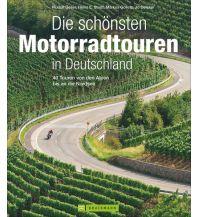 Motorradreisen Die schönsten Motorradtouren in Deutschland Bruckmann Verlag