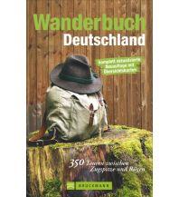 Wanderführer Wanderbuch Deutschland Bruckmann Verlag