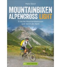 Radführer Mountainbiken - Alpencross Light Bruckmann Verlag