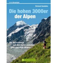 Wanderführer Die hohen 3000er der Alpen Bruckmann Verlag
