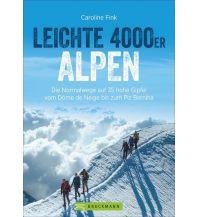Wanderführer Leichte 4000er Alpen Bruckmann Verlag