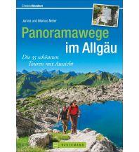 Panoramawege im Allgäu Bruckmann Verlag
