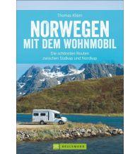 Campingführer Norwegen mit dem Wohnmobil Bruckmann Verlag