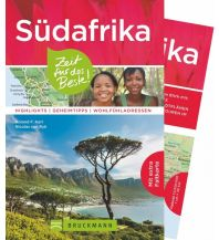Reiseführer Südafrika – Zeit für das Beste Bruckmann Verlag