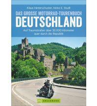 Motorradreisen Das große Motorrad-Tourenbuch Deutschland Bruckmann Verlag