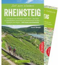 Wanderführer Zeit zum Wandern Rheinsteig Bruckmann Verlag