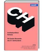 Reiseführer Architekturführer Schweiz Callwey, Georg D.W., GmbH. & Co.