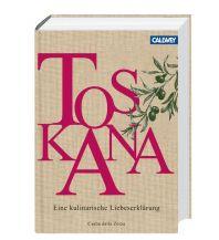Kochbücher Toskana Callwey, Georg D.W., GmbH. & Co.