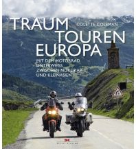 Motorradreisen Traumtouren Europa Delius Klasing Verlag GmbH