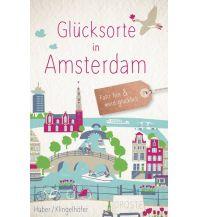 Reiseführer Glücksorte in Amsterdam Droste Verlag