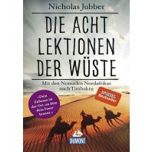 Reiseführer Die acht Lektionen der Wüste DuMont Reiseverlag