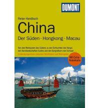 Reiseführer DuMont Reise-Handbuch Reiseführer China, Der Süden, Hongkong, Macau DuMont Reiseverlag