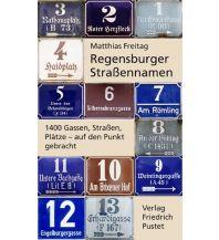Geschichte Regensburger StraßenNamen Friedrich Pustet GmbH & Co KG