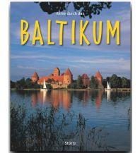 Bildbände Reise durch das Baltikum Stürtz Verlag GmbH