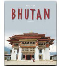 Bildbände Reise durch Bhutan Stürtz Verlag GmbH
