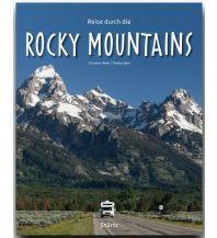 Bildbände Reise durch die Rocky Mountains Stürtz Verlag GmbH
