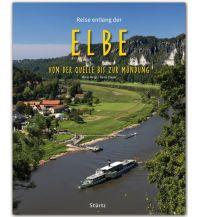 Bildbände Reise entlang der Elbe - Von der Quelle bis zur Mündung Stürtz Verlag GmbH
