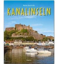Bildbände Reise durch die Kanalinseln - Jersey • Guernsey • Alderney Stürtz Verlag GmbH