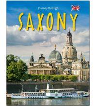 Bildbände Journey through Saxony - Reise durch Sachsen Stürtz Verlag GmbH