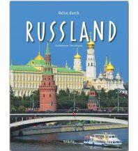 Bildbände Reise durch Russland Stürtz Verlag GmbH