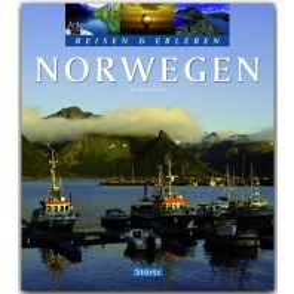 Bildbände Abenteuer Norwegen. Reisen und Erleben Stürtz Verlag GmbH