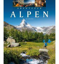 Outdoor Bildbände Abenteuer ALPEN Stürtz Verlag GmbH