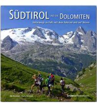 Outdoor Bildbände Südtirol und die Dolomiten - Unterwegs zu Fuß, mit dem Fahrrad und auf Skiern Stürtz Verlag GmbH