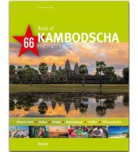 Reiseführer Best of Kambodscha - 66 Highlights Stürtz Verlag GmbH