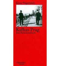 Reiseführer Kafkas Prag Wagenbach
