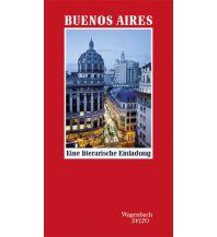 Reiseführer Buenos Aires Wagenbach